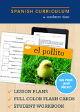 La Granja - Teacher Lesson Plans with Workbook Pages