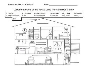 """""""La Maison"""" - Rooms of House Review"""