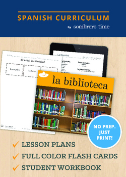 La Navidad - Teacher Lesson Plans and Flash Cards