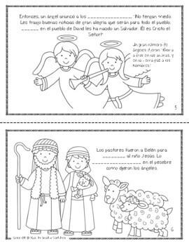 """""""La Primera Navidad"""" Booklet"""
