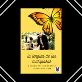 """La lengua de la mariposa"" - Discussion Questions - Spanish"