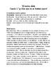 """La rutina diaria: La chica que no se duerme nunca"" Spanish TPRS Story"