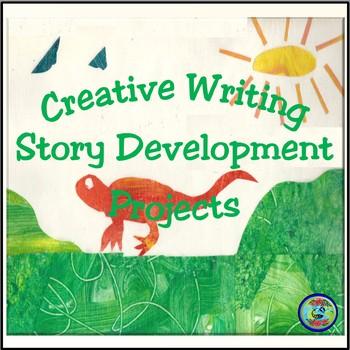 """""""La vida en el bosque"""" Creative Writing Story Development Projects"""
