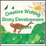 Creative Writing Story Development Projects - La vida en e