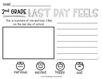 """Last Day Feels' Digital End of Year Activity"