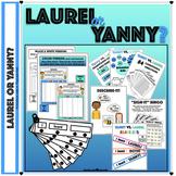 """Laurel vs. Yanny"" Speech & Language Activities Bundle"