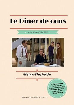 """""""Le Dîner de Cons"""" (1998) French Film Guide"""
