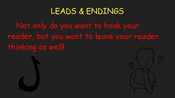 """Leads & Endings"" Slideshow"