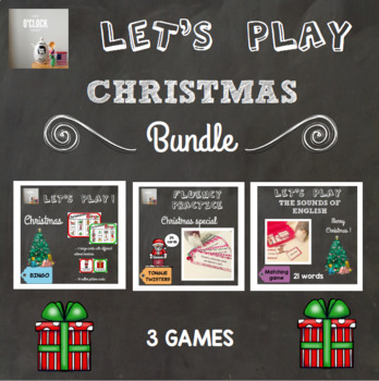 [Learn and Play] Christmas bundle (3 games)