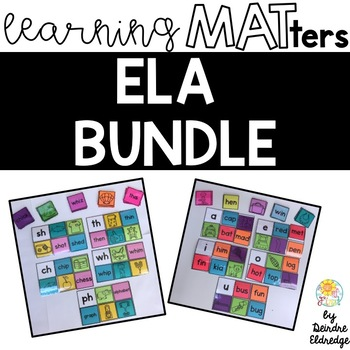 """Learning MATters"" ELA BUNDLE"