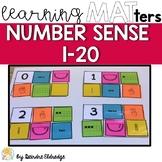 """Learning MATters"" Number Sense 1- 20"