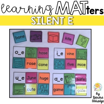 """Learning MATters"" Silent E"