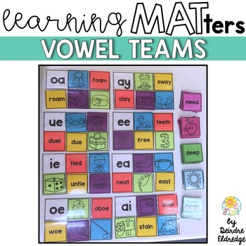 """Learning MATters"" Vowel Teams"