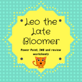 """Leo the Late Bloomer""   lesson plan , PP, smart board act"