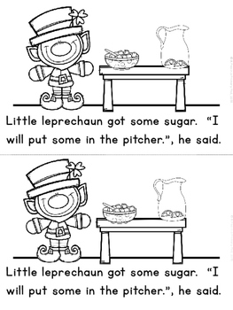 """""""Leprechaun's Green Juice"""" (""""A How To"""" March Emergent Reader Dollar Deal)"""