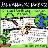 {Les Messages Secrets: Le Jour de la Terre!} 12 French cod