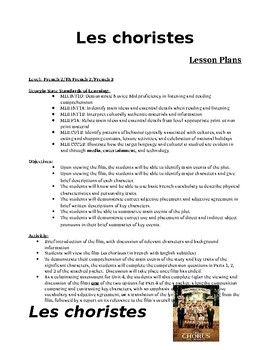 """Les choristes"" - 2004 film"