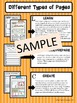 """Less Mess"" Alliteration Interactive Notebook Activities"