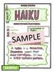 """Less Mess"" Haiku Interactive Notebook Activities"