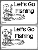 """""""Let's Go Fishing"""" A June/Summer Emergent Reader and Response Dollar Deal"""