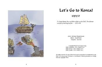 """Let's Go to Korea!"""