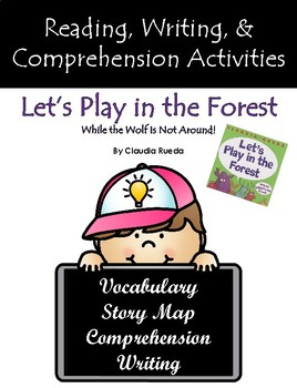 """""""Let's Play in the Forest While the Wolf Is Not Around"""" Activities"""