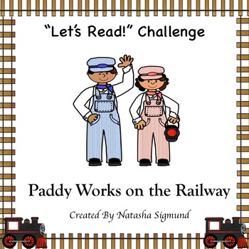 """Let's Read"" Challenge: Paddy Works on the Railway"