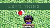 """""""Let's Think"""" A PowerPoint Presentation on Thoughts, Feelings and Actions"""
