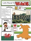 Christmas Around The World Let's Travel To WALES With Regular Travels Too