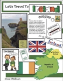 Christmas Around The World Let's Travel to IRELAND With Regular Travels Too