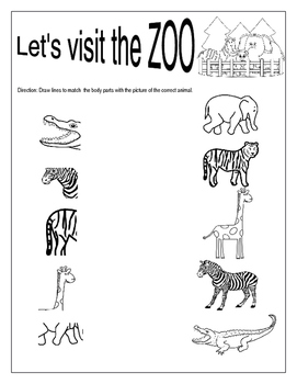 (Let's Visit the ZOO)