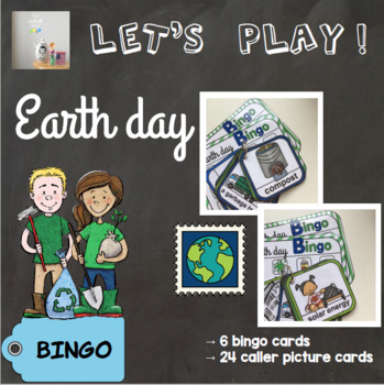 [Let's play ! ] Earth day bingo