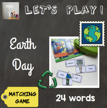 [Let's play ! ] Earth day matching game