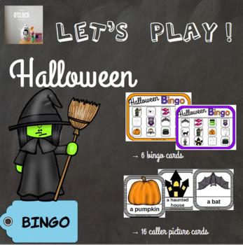 [Let's play] Halloween bingo