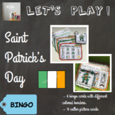 [Let's play ! ] Saint Patrick's Day Bingo