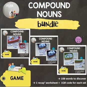 [Let's play with...] Compound nouns - BUNDLE