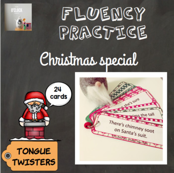 [Let's practice] Tongue twisters ! - Christmas special