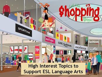 """Let the Shopping Begin,"" 7.6 Reading Level"