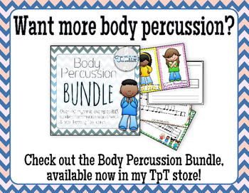 Body Percussion Free Sample!