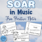 FREE Soar in Music Positive Notes