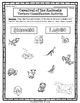 FREEBIE SAMPLER Carnival of Animals Activity Packet