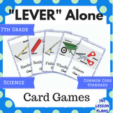 """Lever"" Alone Card Games"