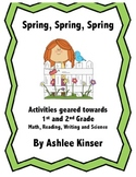 - Life Cycles and other spring worksheets-