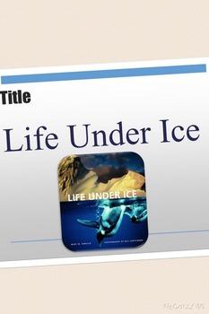 """Life Under Ice"" Unit, Storytown 6th Grade, Figurative Language, Vocab, Centers"