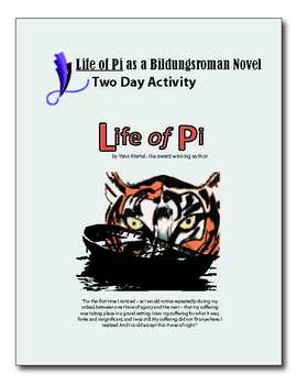 """Life of Pi"" as a Bildungsroman Novel Activity"