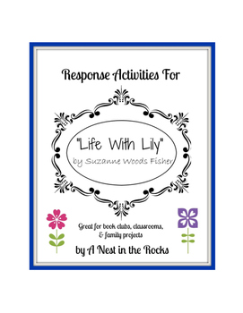 """Life with Lily"" Activity Packet"