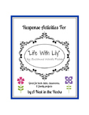 """""""Life with Lily"""" Activity Packet"""