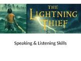 """Lightning Thief"" Script Writing Activity"
