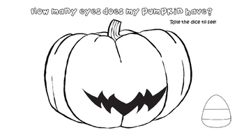 How many eyes does the pumpkin have? Hands-on Activity