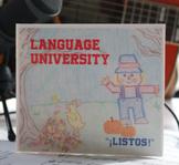 Original Spanish Music -- Students sing their way into Spanish!